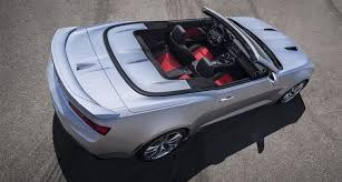 cost of chevrolet camaro in india chevy pulls the lid on 2016 camaro convertible