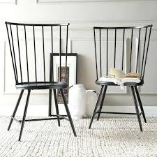 Black Metal Chairs Dining Leather And Metal Dining Chairs Tufted Dining Chair Dining Table
