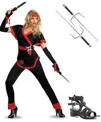 Ninja Halloween Costumes 3 Flattering Halloween Costume Ideas U2013 Apple Shaped Women