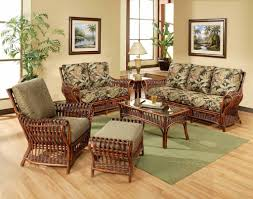 living room chair sets rattan living room set with regard to wicker rattan living room
