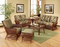 livingroom furniture set rattan living room set with regard to wicker rattan living room
