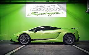 Lamborghini Gallardo Green - lamborghini gallardo superleggera lp570 4 wallpaper hd car