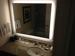 Menards Bathroom Mirrors Bathroom Lighting The Westin Napolis Bathroom Mirrors Lighting