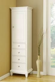 catchy white bathroom linen cabinet best ideas about linen