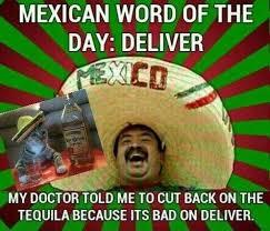 Spanish Word Of The Day Meme - amazing spanish word of the day meme 78 best images about mexican