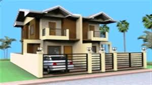 Builder House Plans by Floor Plan 90 Sqm Apartment Youtube