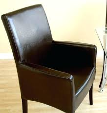 leather chair covers dining room chair leather jcemeralds co