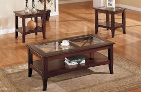 Set Of Tables For Living Room Traditional Oak Coffee Table And End Tables Marble Wonderful