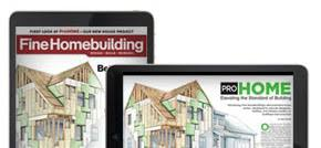 fine homebuilding subscription offers