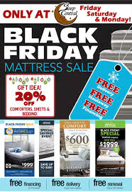 black friday mattress sale event sleep central minocqua nearsay