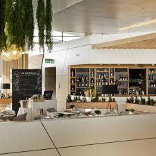 Bmw Museum Esszimmer Bavarie Brasserie Bmw Welt München München Creme Guides