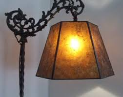 Lamp Shades Etsy by Mica Lamp Shade Replacement For Your Antique Vintage Bridge