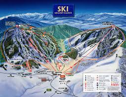 Granby Colorado Map by Ski Granby Ranch Skimap Org
