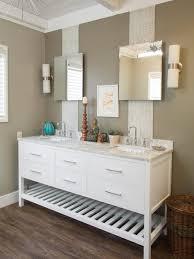 Bathroom Double Sink Vanity Ideas Bathroom Design Fantastic Home Furniture Teak Wooden Bathroom