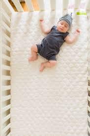 Organic Baby Crib Mattress by Greenbuds Organic Crib Mattress Pad Well Rounded Ny