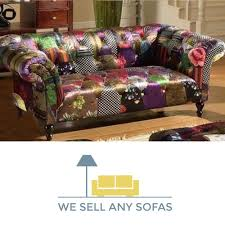 Chesterfield Sofas Uk by We Sell Any Sofas Crushed Velvet Leather Fabric U0026 Corner