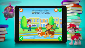 nick jr books app offers interactive storytelling for kids