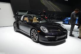 porsche 911 targa impresses at 2014 naias