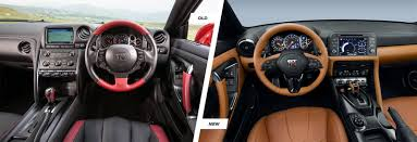 nissan gtr year to year changes nissan gt r facelift old vs new compared carwow