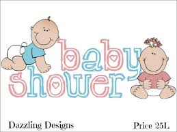 unisex baby shower second marketplace unisex baby shower decal