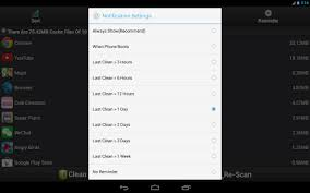 android cache clean cache optimize support android 6 0 7 0 android apps on