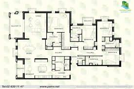 exellent apartment floor plans 4 bedroom small house