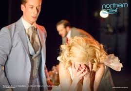 Great Gatsby The Great Gatsby London Launch Northern Ballet