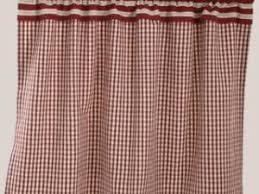 petit rideau de cuisine cuisine cagne petit rideau comptoir de famille par cosy deco