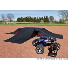 rc ramps for nitro gas powered and electric rc cars