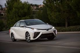 toyota offers toyota offers new stock to fund hybrids fuel cell vehicles