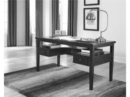 u shaped glass desk furniture rectangle black wooden desk with u shaped drawers and
