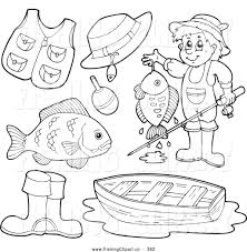 royalty free stock fishing designs of boats page 2
