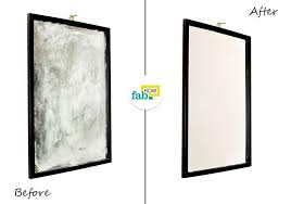 How To Keep Bathroom Mirrors Fog Free How To Clean Cloudy Glass And Mirrors Fab How