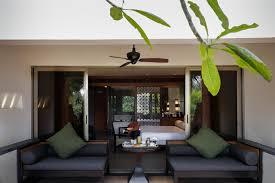 majorda beach resort terrace at alila diwa goa family resort