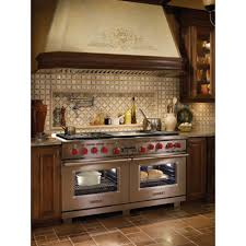 kitchen cool wooden range hood design with oven range also wooden