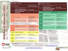 design event symposium events newbuilds canada