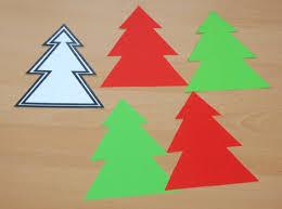christmas tree template activity village consciousbeingwellness com