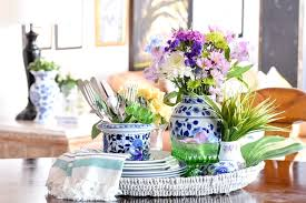 How To Decorate Your Kitchen by How To Decorate For Spring Kitchen Tray Vignette Casa Watkins