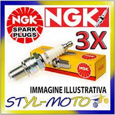 candele spark kit 3 candele ngk spark b8es laverda 1000 jota 1000 1980 ebay