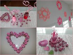 Ideas To Decorate For Valentine S Day by Diy Room And Home Decoration Valentine U0027s Day Decoration Youtube