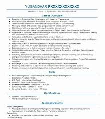 technical project manager resume 18 project manager resume