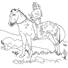 imprimer le coloriage chevaux de trait clique sur dessin ou