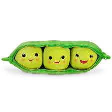 store 3 peas in a pod plush story 3 medium 19 new