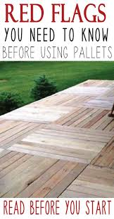 Pictures Of Painted Decks by 25 Unique Painted Wood Pallets Ideas On Pinterest Pallet