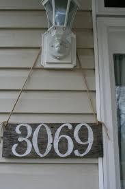 best 25 address signs ideas on pinterest house numbers address