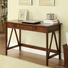 writing desk with drawers farmhouse desks birch lane