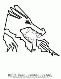 ninjago dragon coloring page h u0026 m coloring pages with regard to