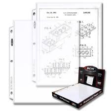 1000 pocket photo album 1000 bcw 1 pocket 8 5 x 11 photos or thin magazine storage album