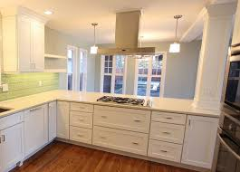 Kitchen Cabinet Base Molding A Kitchen Peninsula Better Than An Island