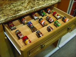 Spice Rack Inserts For Drawers Kitchen Kitchen Corner Cabinet Organizers Tray Organizer Wood